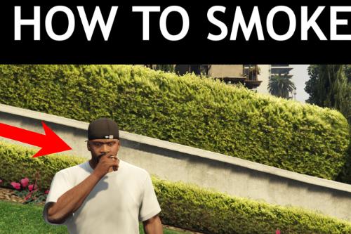 Simple Smoking Mod