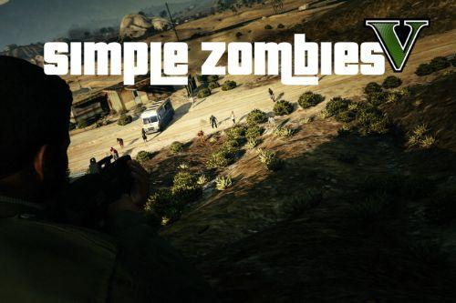 Simple Zombies [.NET]
