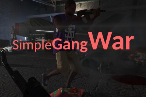 SimpleGangWar