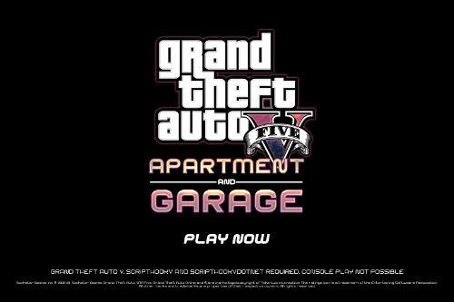 GTA Five: Apartment & Garage (SPA II)