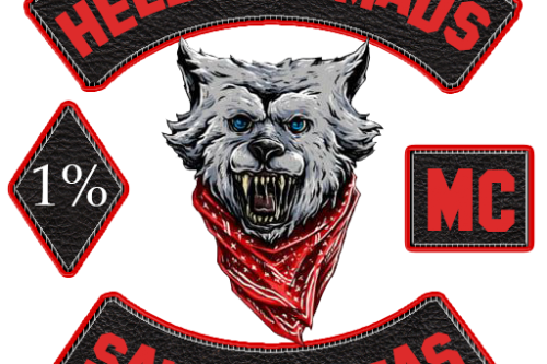 Motorbike Cut For The Hells Nomads [Singleplayer / FiveM]