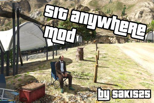 Sit Anywhere Mod