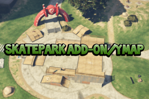 Skatepark [YMAP / FiveM]