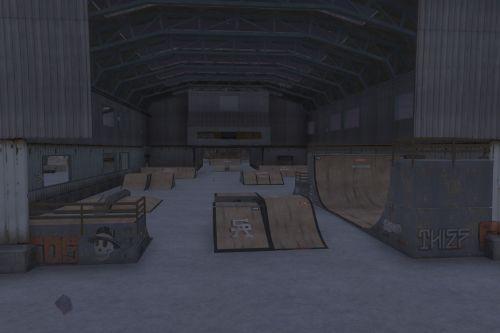 Skatepark [Menyoo]