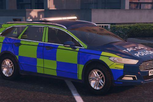 [SKIN] 2019 Lancashire Police Tac Ops Dogs Vehicle