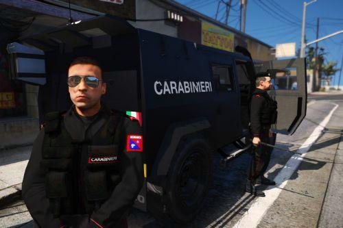 Skin Carabinieri MSU [Sp] [Replace]