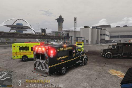 Brute Ambulance Skin Pack [4K]