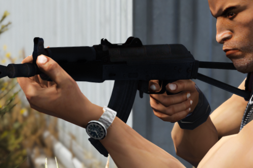 Skin for Jridah's AK-74U