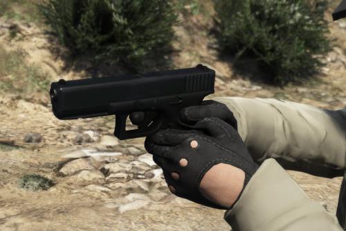 Skin for metroidguy's PAYDAY 2 Glock 17
