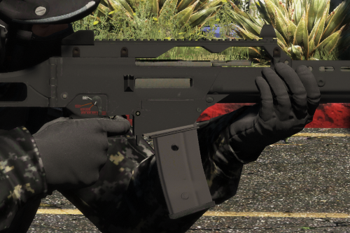 Skin for tgz Heckler&Koch - G36