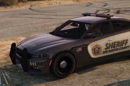 LS County Sheriff Skin for 2015 Dodge Charger RT