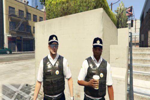 Farda PMDF Polícia Militar do Distrito Federal
