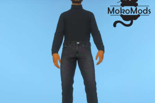 Skinny Jeans for MP Male