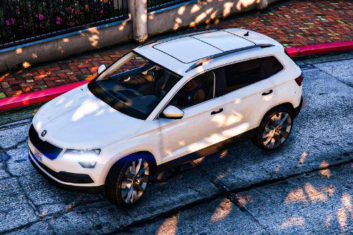 Skoda Karoq [Add-On / Replace]