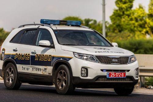 Skoda Karoq | Israeli Police | old Skin 2014 | ELS