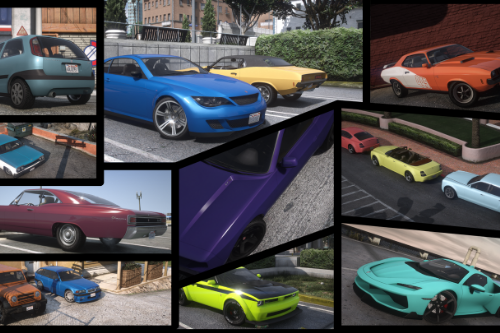 Community Color Pack [Add-On]
