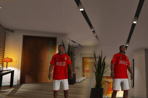 SLBenfica Kit - Portugal Team