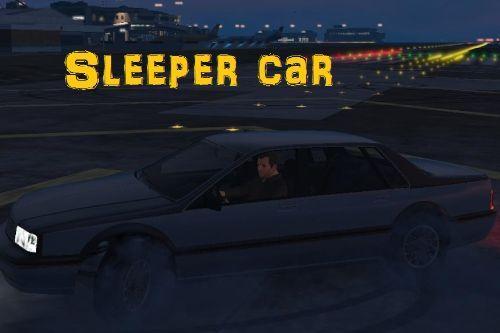 Sleeper car (Primo)