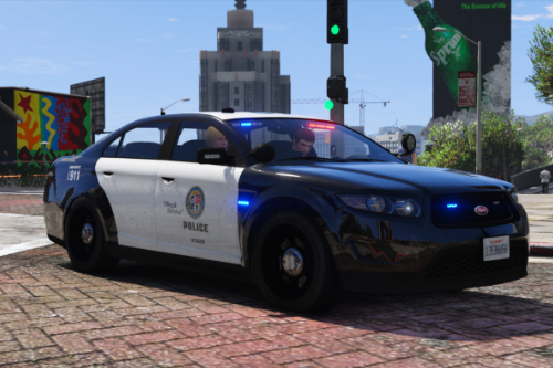 LSPD+LSSD Vapid Interceptor Pack (Torrence) Slicktop,Lore Arjent and Unmarked [Add On]
