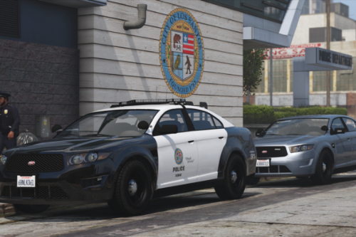 LSPD Vapid Interceptor Pack (Torrence) Slicktop, Lore Valor and Unmarked [Add On]