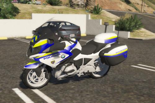 Slovenian police motorcycle [Skin]