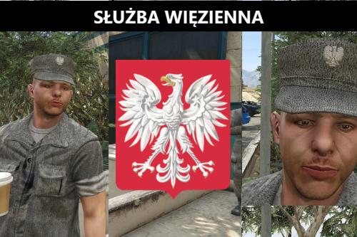 Służba Więzienna PRL Prison Service Polska Poland Polish Polski
