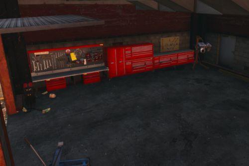 Small Garage / Car storage   [MENYOO]