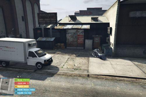 Small Garage [FIVEM/YMAPS/SP]