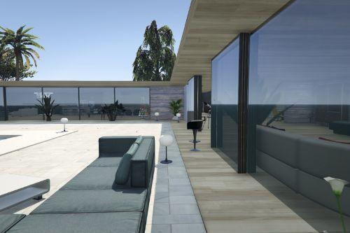 Small Villa with Pool [Menyoo]