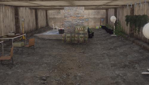 Small Weed Farm [Menyoo / FiveM]