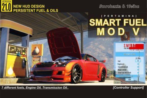 Smart Fuel Mod V [Pertamina]