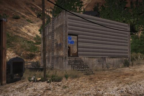 Smuggler's Base [Menyoo]