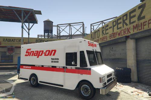 Snap-On Tools Truck