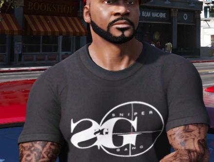 Sniper Gang Shirts Pack & hidden gift
