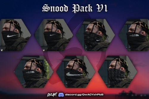 Snood Pack for MP Male