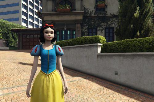 Snow White [Add-On Ped]