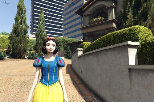 Snow White [Add-On Ped]