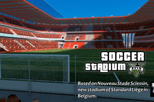 Soccer Stadium V (Nouveau Stade Sclessin)