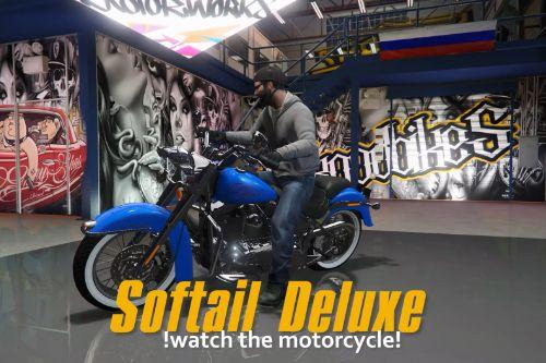 Harley-Davidson Softail Deluxe [Add-On]