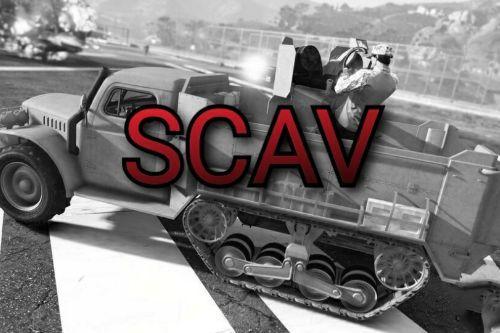 Solo Control Attack Vehicles(SCAV)