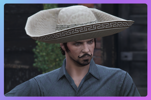 Sombrero hat for MP Male