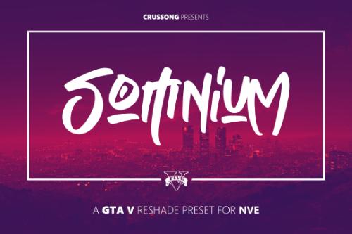 SOMNiUM - RTGI ReShade Preset for NVE