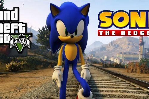 Sonic The Hedgehog [Add-On]