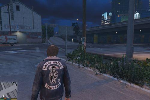Sons of Anarchy Jacket for Trevor