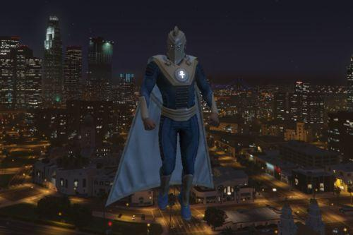 Doctor Fate Character Pack [Add-On Ped]