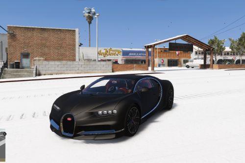 Sound Swap for ahmeda1999's Bugatti Chiron 2017