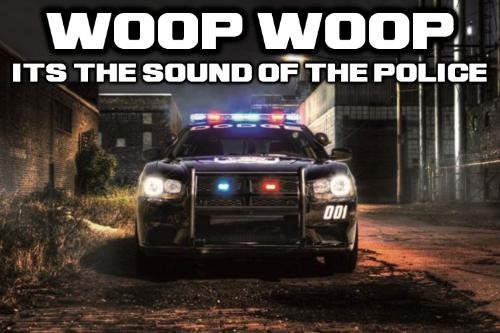 'Sound of Da Police' Sirens