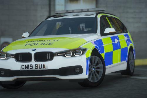 South Wales Police 2019 BMW 3 Series [ELS]
