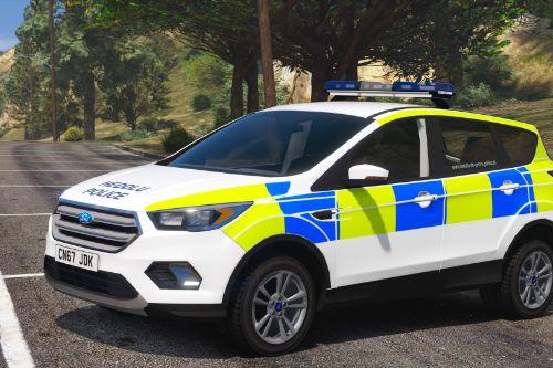 South Wales Police Ford Kuga (IRV)