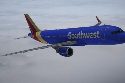 Southwest Airlines Livery - A320-211 & A320Neo